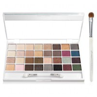 32-Piece Eyeshadow Palette & Brush Set