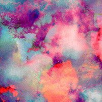 Untitled (Cloudscape) 20110625p Stretched Canvas by tchmo