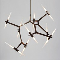 Agnes Chandelier - 20 Bulb - Lighting