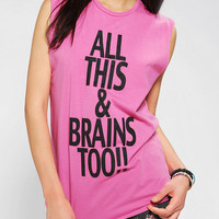 Urban Outfitters - CULT By Lip Service All This Muscle Tunic Tee