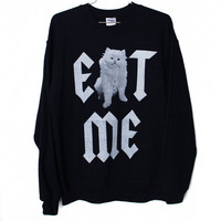 Eat Me Sweatshirt (Select Size)