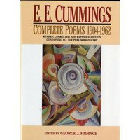 Amazon.com: E. E. Cummings: Complete Poems, 1904-1962 (Revised, Corrected, and Expanded Edition) (9780871401526): E. E. Cummings, George James Firmage: Books: Reviews, Prices & more