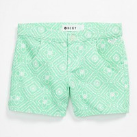 Roxy 'Make Way' Denim Shorts (Big Girls) | Nordstrom