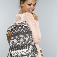 Brandy ♥ Melville |   Tribal Backpack - Accessories