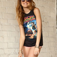 Back to the Future™ Muscle Tee | FOREVER 21 - 2052003110