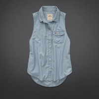 Manhattan Beach Denim Shirt