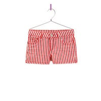STRIPED SHORTS - Shorts - Girl - Kids - ZARA United States