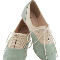 Candy Shop Quartet Shoe | Mod Retro Vintage Flats | ModCloth.com