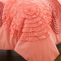 Nordstrom at Home &#x27;Dahlia&#x27; Duvet Cover | Nordstrom