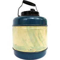 One Kings Lane - A Vintage Marine Mood - Sailing Motif Beverage Container