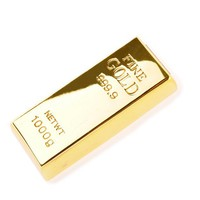 INFMETRY:: Gold Bullion USB Flash Drive - USB Flash Drives - Electronics