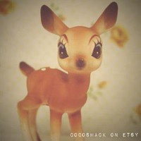 Doe No1 5 x 5 Fine Art Photo Print by CocoShack on Etsy
