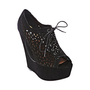 Steve Madden - DITZYY BLACK SUEDE