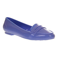 Free Fish JELLY LOAFER DELPHINIUM BLUE Shoes - Womens Flats Shoes - Office Shoes