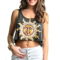 Sun Worshiper Crop Top