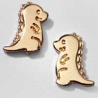 Adorasaurus Stud Earrings