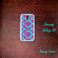 Samsung Galaxy S4 Case, Damask Pattern  Samsung Galaxy S4/S3 Phone case,  Samsung Galaxy S3 Cases