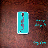 Samsung Galaxy S4 Case,  Mustache with Aztec Pattern  Samsung Galaxy S4/S3 Phone case,  Samsung Galaxy S3 Cases, Galaxy S4/ S3 case