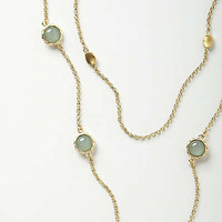 Anthropologie - Jade-Dotted Double Strand