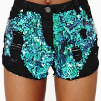 Siren Cutoff Shorts