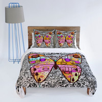 DENY Designs Home Accessories | Ingrid Padilla Butterfly 1 Duvet Cover