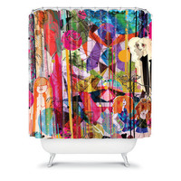 DENY Designs Home Accessories | Aimee St Hill Illustration Shower Curtain