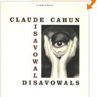Amazon.com: Disavowals: or Cancelled Confessions (9780262533034): Claude Cahun, Susan de de Muth, Pierre Mac Orlan, Jennifer Mundy, François Leperlier, Agnès Lhermitte: Books