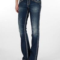 Silver Twisted Boot Stretch Jean - Women's Jeans | Buckle