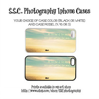 DISCONTINUING 5/6/13 Iphone 5 case. iphone 4 case 4s case. quote. sailboat. ocean. blue. gold. cute. let&#x27;s sail away. inspiring. water