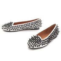 Jeffrey Campbell Mention Spike Loafers | SHOPBOP