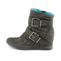 Womens Blowfish Tugo Boot, Black, at Journeys Shoes
