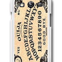 Gothic Halloween Vintage Ouija Board Photo- Samsung Galaxy S3 Case Samsung Galaxy SIII Case ,