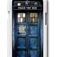 Personalized Dr Who Tardis- Samsung Galaxy S3 Case Samsung Galaxy SIII Case ,
