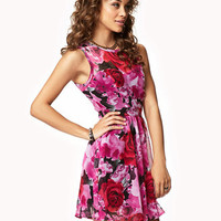 Rose Dress | FOREVER 21 - 2047674720