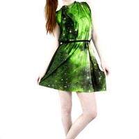 Absinthe Galaxy Dress