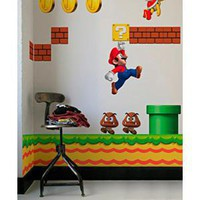 ThinkGeek :: Nintendo Wall Graphics