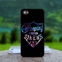 Sleeping With Sirens Nebula  - Photo Print in Hard Case - For iPhone 4 / 4s Case , iPhone 5 Case - White Case, Black Case (CHOOSE OPTION )