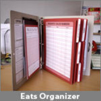 ThinkGeek :: Takeout Menu Organizer