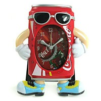 Proud Coca Cola Creative Alarm Clock