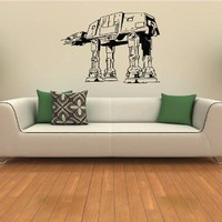 Star Wars Wall MURAL Vinyl Sticker Kids ROOM S. 713