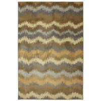 Mohawk Home Tofino Brown 5 ft. 3 in. x 7 ft. 10 in. Area Rug-369118 at The Home Depot