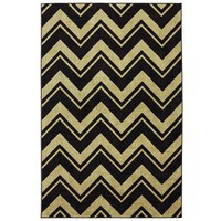 Lascala Chevron Stripe Rug