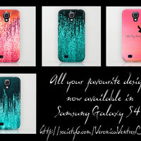 Samsung Galaxy S4 cases now available by Veronica Ventress