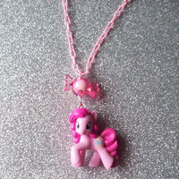 Pink Sweets - Pinkie Pie Necklace