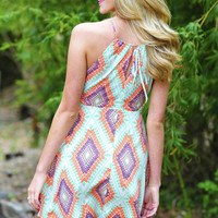 Diamond In The Rough Dress: Multi | Hope's