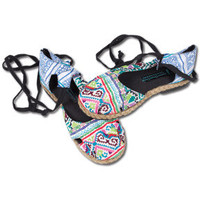 NEW! Rock Steady Wrap Shoes: Soul-Flower Online Store