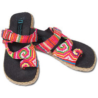 NEW! Summer in the City Sandals: Soul-Flower Online Store