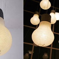 Bulb Lantern - DesignBoom