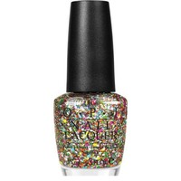 OPI Nail Lacquer Muppets Collection, Rainbow Connection, 0.5 Fluid Ounce