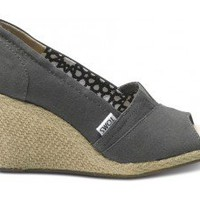 Ash Canvas Women's Wedges | TOMS.com